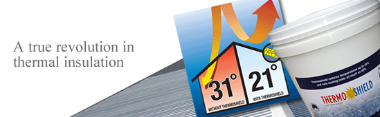 Thermoshield - Insulation